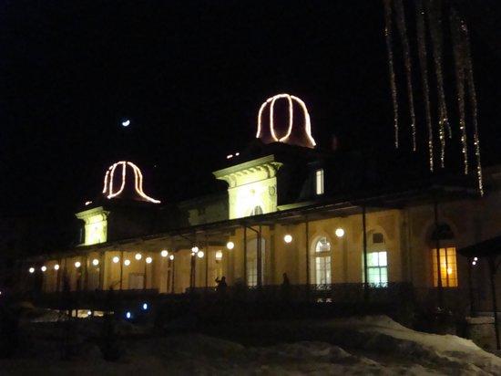 Grand Hotel Waldhaus: The Pavilion