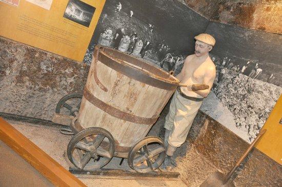 Weaver Hall Museum: display in museum