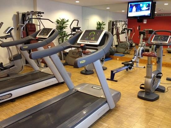 Crowne Plaza Hotel Brussels - Le Palace: fitness