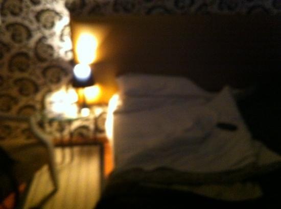 Hotel Aleramo: camera