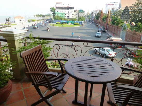 AMANJAYA Pancam Suites Hotel: vue de notre chambre