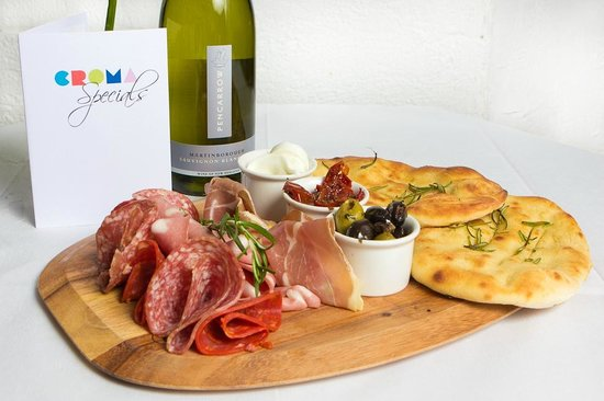 Croma: Sharing Boards