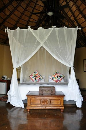 Elephant Plains Game Lodge: Chambre