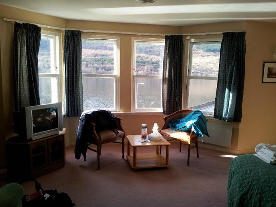 Heather Suite Bay Window And View Picture Of Claymore