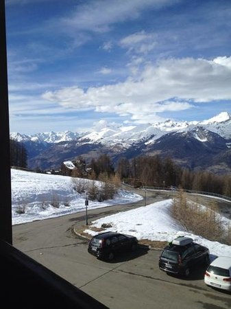 Hotel Etoile De Neige : beautiful views