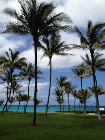 One & Only Ocean Club: Your front yard...