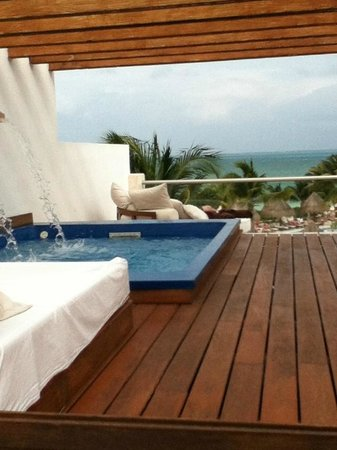 Excellence Playa Mujeres: Rooftop Terrace