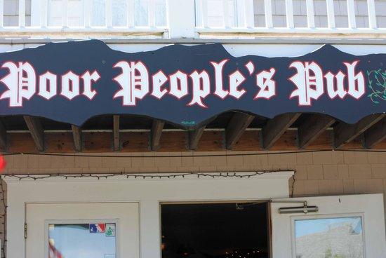 Poor People's Pub