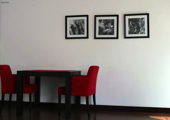 Agua Hotels Mondim de Basto: Zona de leitura