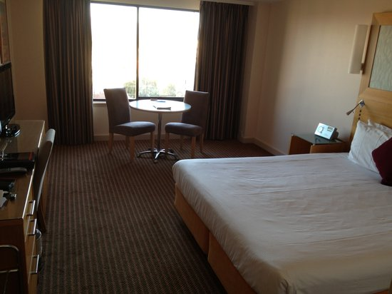 Stamford Grand Adelaide: Large rooms