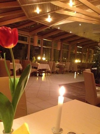 Klub Sosnowy w Businessman Institute: restaurant