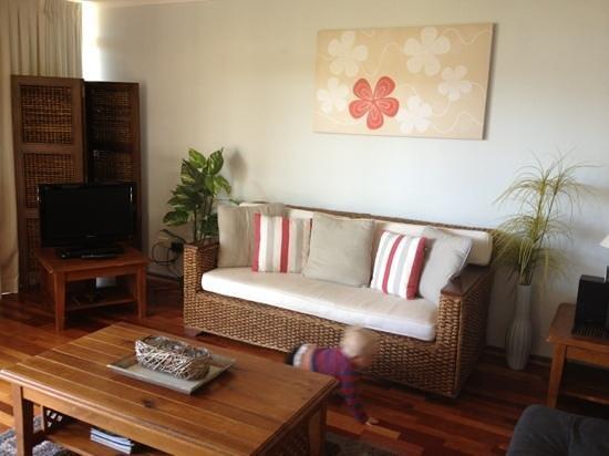 Marcus Beach, أستراليا: lounge