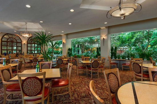 Embassy Suites by Hilton San Francisco Airport - South San Francisco: Restaurant
