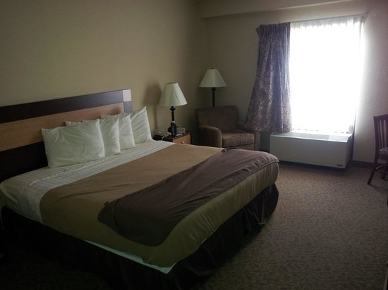 Maplewood Suites Extended Stay : room