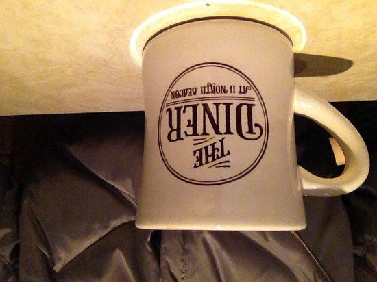 The Diner at 11 North Beacon: Diner mug