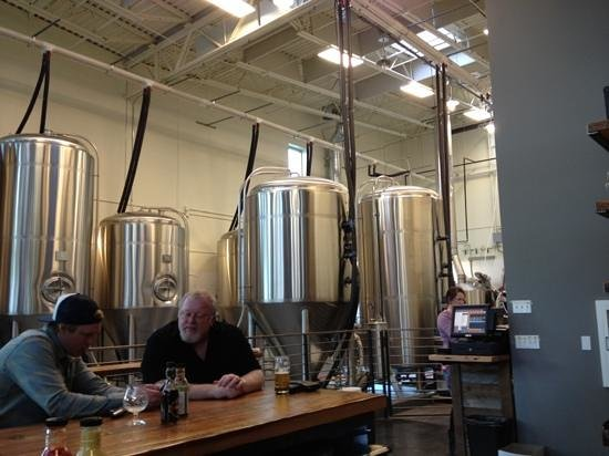 pFriem Family Brewers: brewing