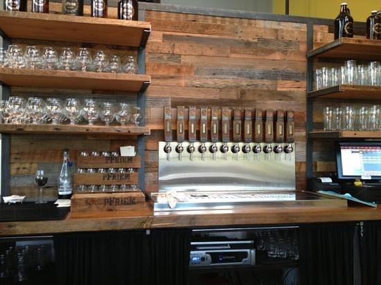 pFriem Family Brewers : ya handles