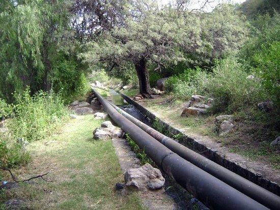 Quebrada de Olta