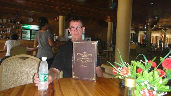 Fair Price Golden Restaurant : menu choice