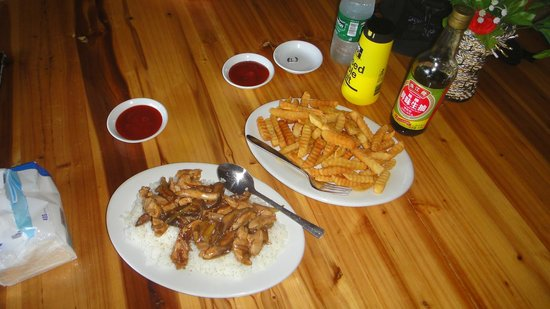 Fair Price Golden Restaurant : a good food selection