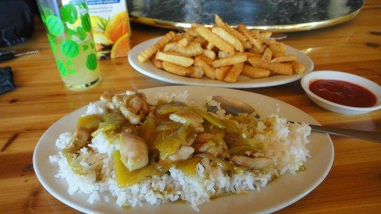 Fair Price Golden Restaurant : plenty to eat