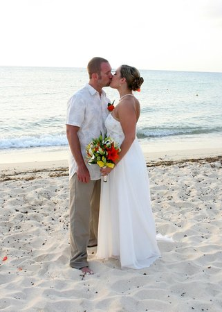 Allegro Cozumel Wedding On The Beach