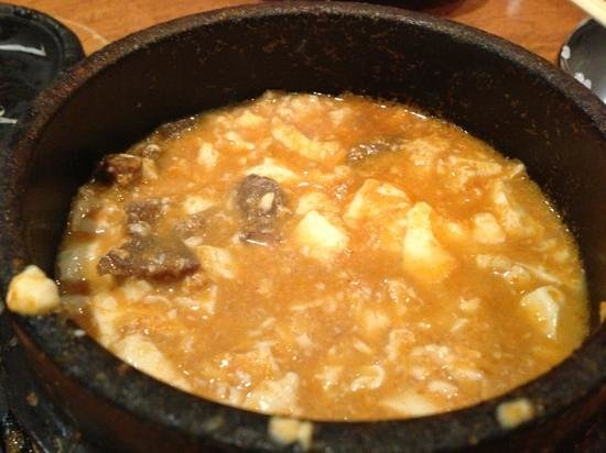 House of Tofu Soup: delicious