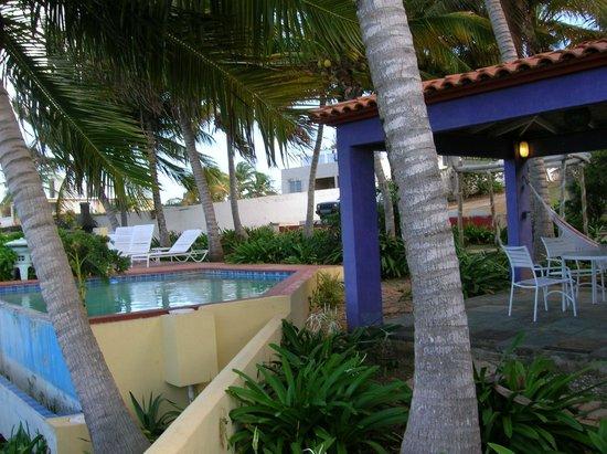 Pool at Evamer