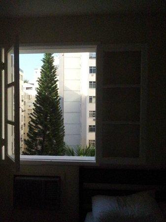 Augusto´s Paysandu Hotel: Vista do Apartamento