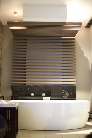InterContinental Fiji Golf Resort & Spa: Private Bath (most rooms have these)