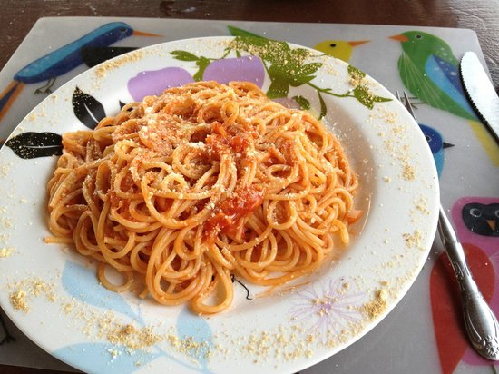 Sapori Italiani: Spaghetti