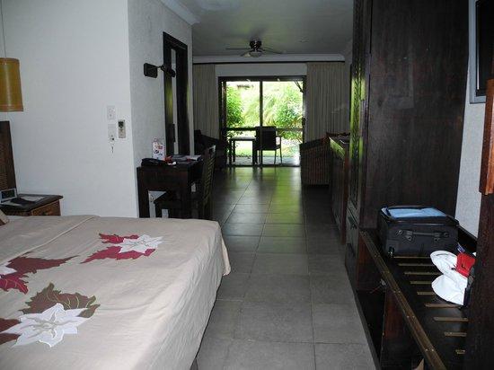Pacific Resort Rarotonga: Premium garden suite