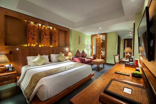 Kuta Seaview Boutique Resort & Spa: Family Rooom