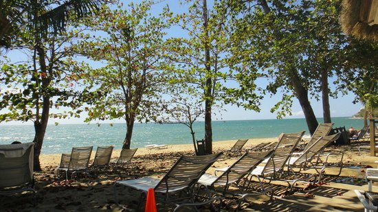 Rincon Beach Resort: Playa