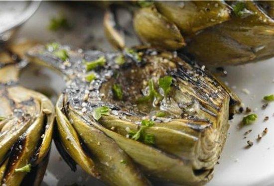 J Alexander's Restaurant: Fire grilled artichokes