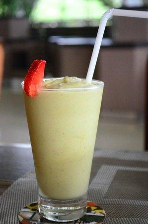 Palace Hotel: Avocado juice