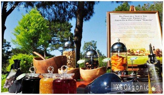 Paloma Grida Resort & Spa: %100 Natural