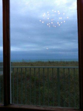 The Inn at Ocean Village: ocean views
