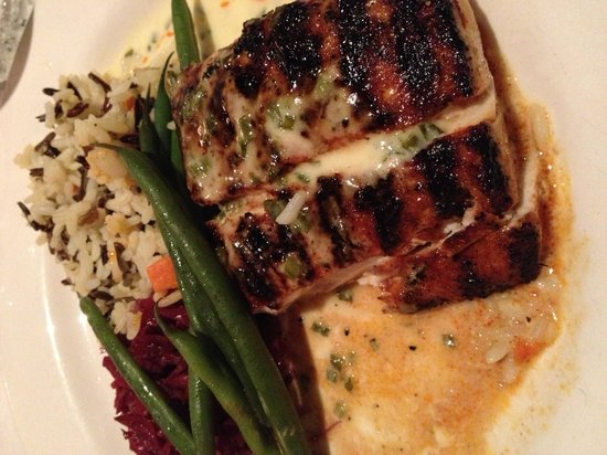 South Beach Grille: Mahi Mahi
