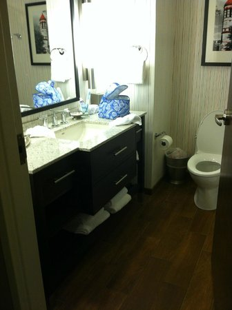 Hanover, Nueva Hampshire: bathroom