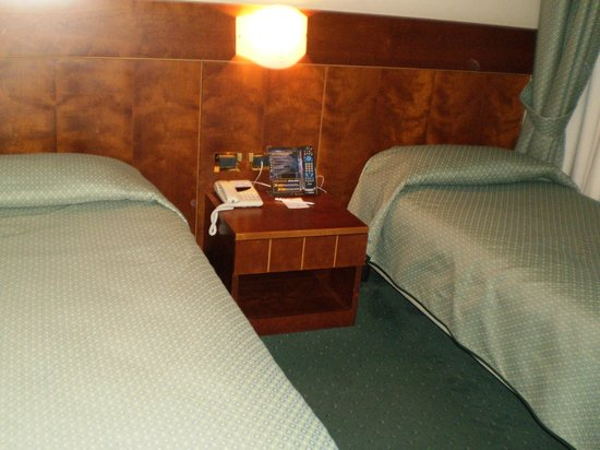 Hotel Cicerone: 部屋