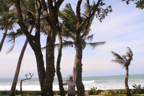 Legong Keraton Beach Hotel: ОТЕЛЬ