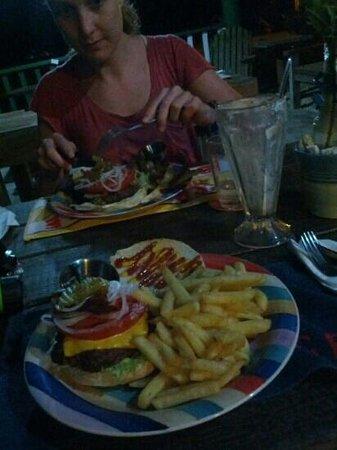 Snooty Fox: stupendous burgers!