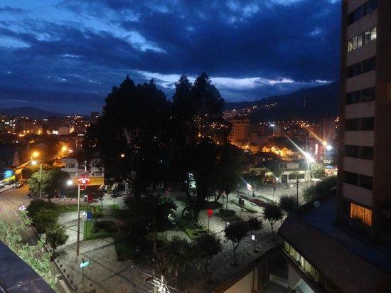 Hotel Sebastian: hermosa vista