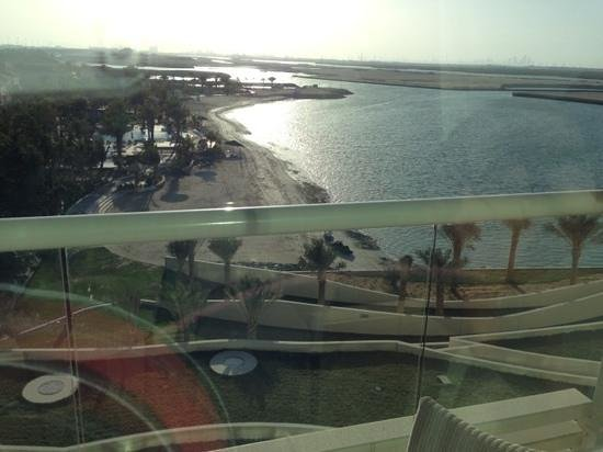 Al Raha Beach Hotel: Room View