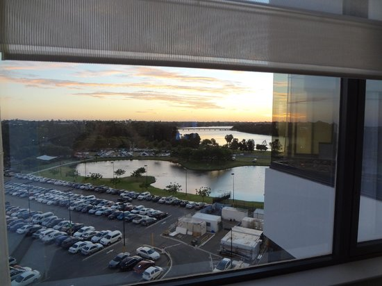 Crown Metropol Perth: Crown Perth - View