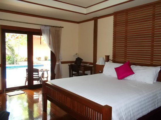 Baan U Sabai Boutique House: Room