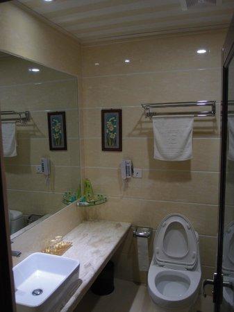 Hotel Essencia: une vrai salle d eau