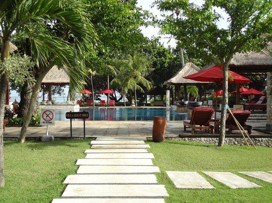 The Patra Bali Resort & Villas: Patra - One of the many pools
