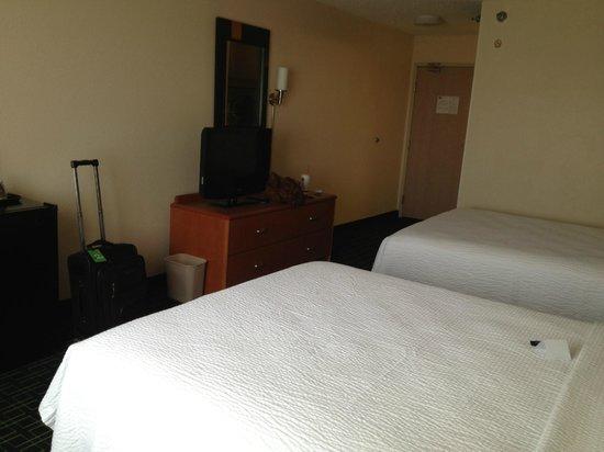 Fairfield Inn & Suites Temple Belton: Room
